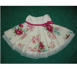 British Flowers Skirts