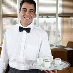Restaurant Waiter Recruitment