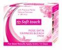 Rose Satin Fairness Bleach Cream