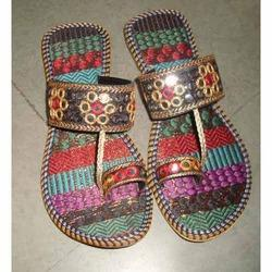 Handicraft Leather Flats