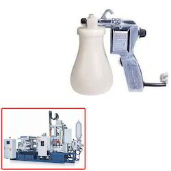 Industrial Water Gun for Casting Machines
