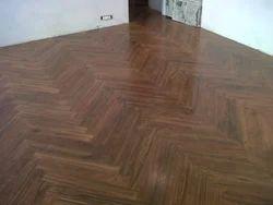 Wenge Herringbone Flooring