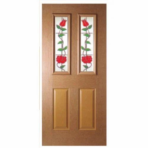 interior glass panel door five interior veneer door manufacturer from coimbatore