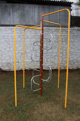 Climber Tree Playground Equipment