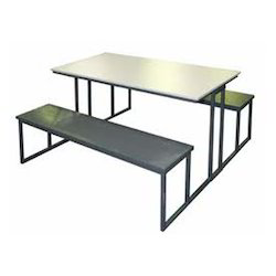 Dining College Canteen Mess Table
