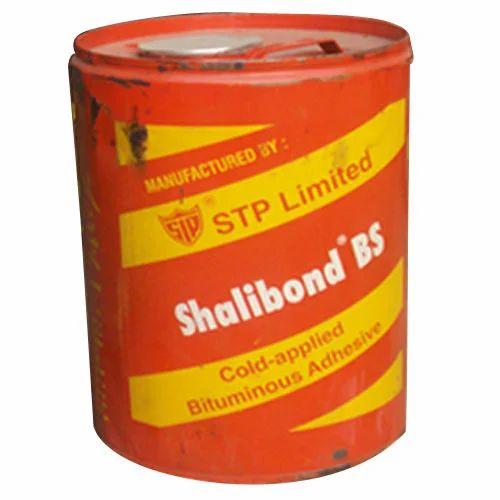 Cold Applied Bituminous Membrane : Coal applied bituminous adhesive at rs litre drum