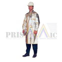Surgeon Style Back Open Coat