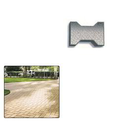 Paver Blocks Mould for Driveways