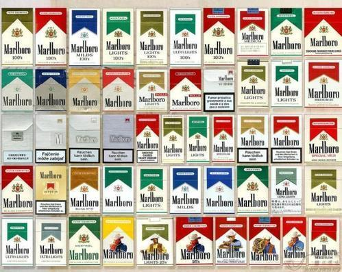 How much are Kent cigarettes in Mexico