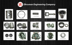 Kirloskar KC/KCX Compressor Spare
