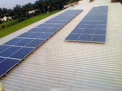 Roof Top Solar Power Plants