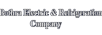 Bothra Electric & Refrigeration Company