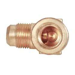 Brass Flare Female Elbow
