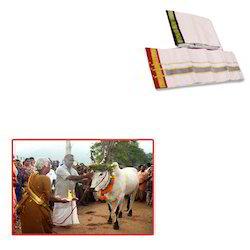 Silk Dhotis For Festival