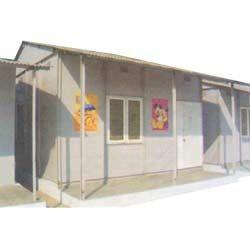 Prefabricated Anganwadi Building