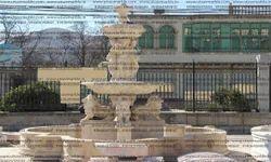 Stone Figure  Large Fountain