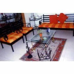 Wrought Iron Furniture Sofa