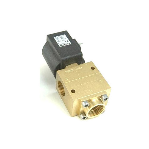 High Temperature Solenoid Valves