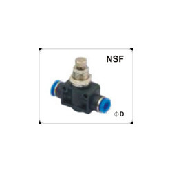 Pneumatic / Pu Speed Controller in Line