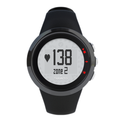 Suunto M2 Black - Heart Rate Monitor
