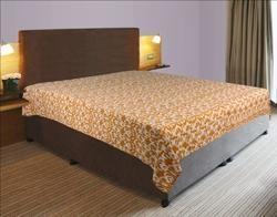 Kantha Cotton Hand Made Quilt Ikat Gudri Cotton Bed Sheet