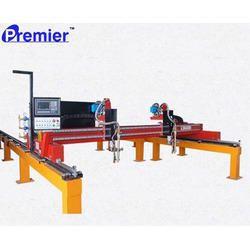 Large Gantry Type Gas Cutting Machine