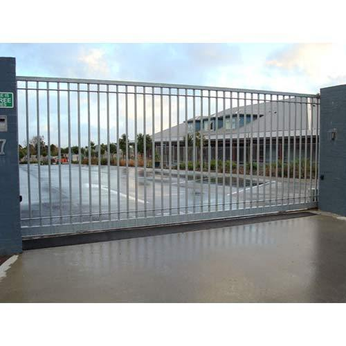 Commercial sliding driveway gates saifi craft home