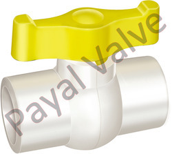 upvc plastic valve