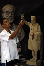 Balasaheb Thackeray Mini Statue