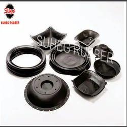 Custom Designed Rubber Diaphragm