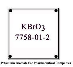 Potassium Bromate for Pharmaceutical Companies