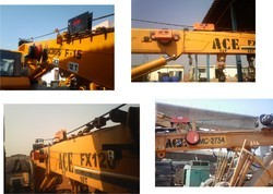 SLI system for  Pick & Carry (Hydra) Cranes