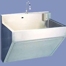 Scrub Sink Station