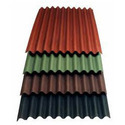 Colour Coated Galvalume Corrugated Profile