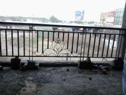 Balcony Railing Fabrication Services