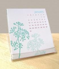 Printed Calendars