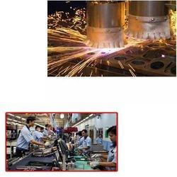 Plasma Cutting For Electrical Industry