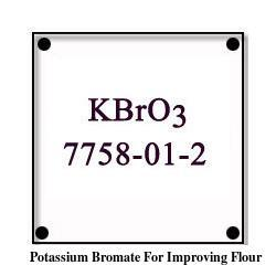 Potassium Bromate for Improving Flour