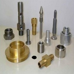Precision Turned Machined Components