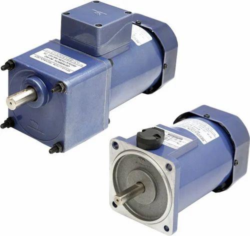 60 Watt AC: Geared Motors