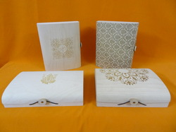 Birch Collection Decorative Box