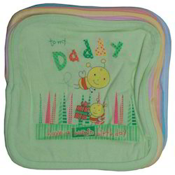 Embroidered Terry Towel Napkin