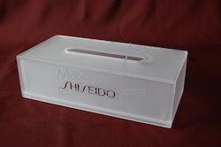 Acrylic - Tissue Box