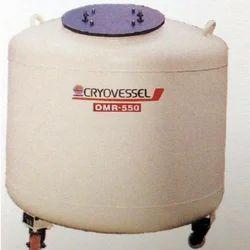 Cryo Storage Vessel