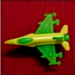 Airplane Plastic Moulding Article