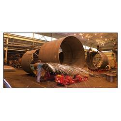 SS Tank Fabrication Services