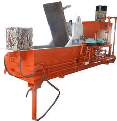 Scrap Baling Machine-Triple Compression