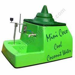 coconut water machine