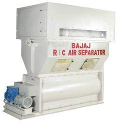 Air Separator with Vacuum Wheels
