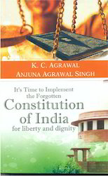 Constitution of India - Book